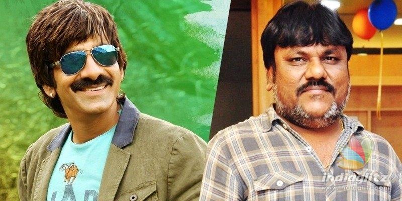 Exciting buzz about Ravi Teja-Trinadha Rao Nakkinas film
