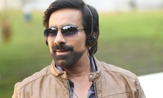 I tore away the cheques given by producers: Ravi Teja