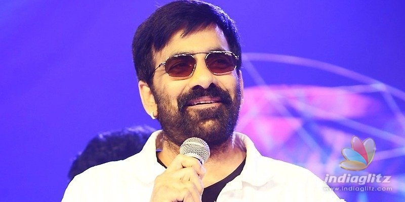 Sequel or prequel to Disco Raja in our mind: Ravi Teja
