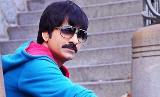 Ravi Teja's director in Rajamouli-NTR-Charan's movie