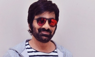 Ravi Teja's young look is classy