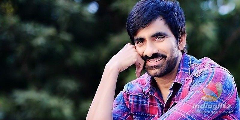 Ravi Teja teams up with hit films director