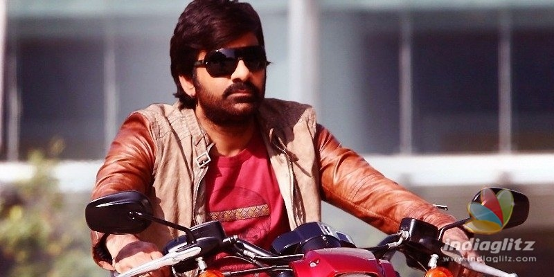 Disco Raja: Costly set put up for Ravi Tejas scenes