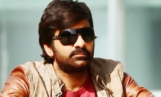 'Disco Raja': Costly set put up for Ravi Teja's scenes