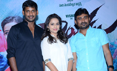 'Rayudu' Success Meet