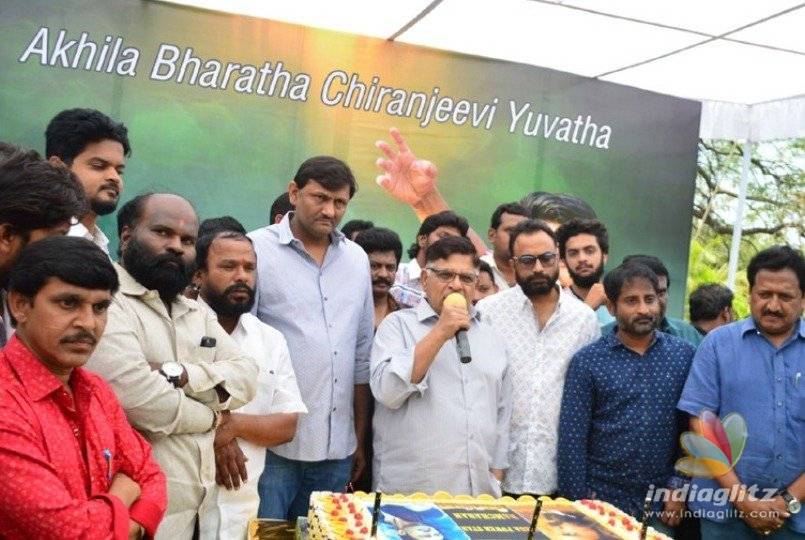 Mega fans show their emotion by donating blood: Aravind on Charans bday