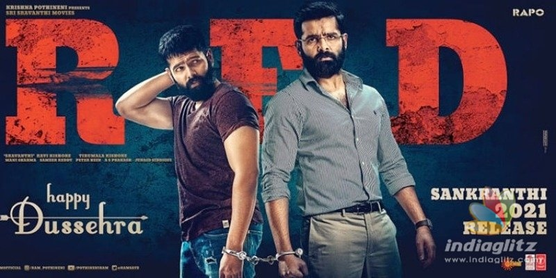 RED: Ram Pothinenis film locks a new release schedule