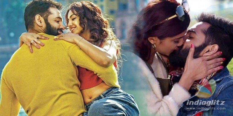 RED: Ram, Malvika Sharma get romantic in Nuvve Nuvve song