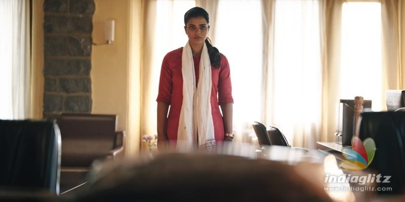 Republic Trailer: Collector takes on the uncontrolled Visakha Vani
