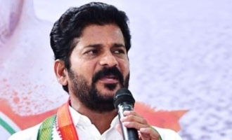 Revanth Reddy tears into BJP, MIM over NTR, PV