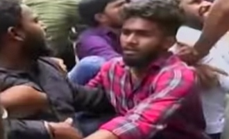 Stir over Intermediate results: Revanth, ABVP leaders arrested