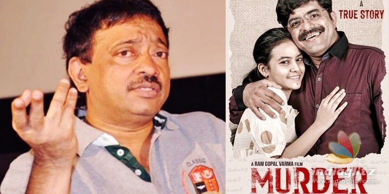 RGV reacts to court order against him over Murder