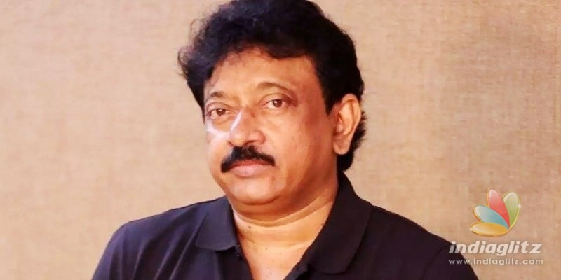 RGV renames Anketa as Apsara, fools everyone!