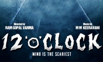RGV's '12 o'clock' to be a psychological horror
