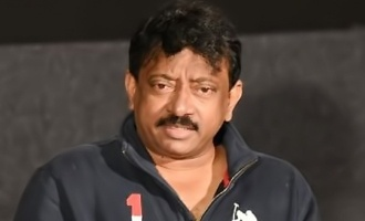 That's where I found my NTR: RGV