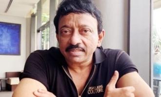 Ram Gopal Varma defends Rhea Chakraborty, shames the media
