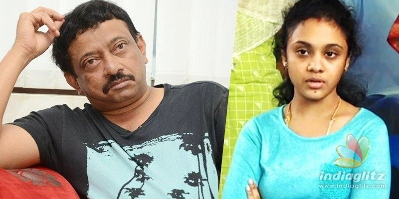Amrutha-Maruthi Rao film: RGV responds to alleged letter by Amrutha