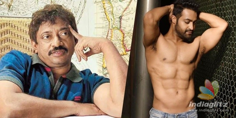 RGV wants to become gay for Tarak. But why?