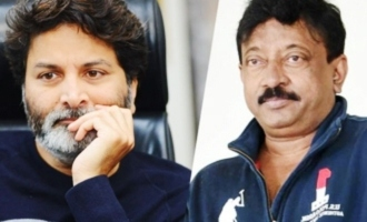 RGV targets Trivikram producer given counter