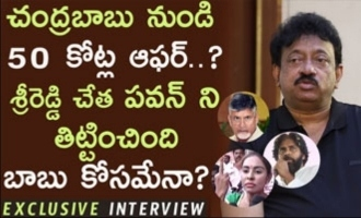 Ram Gopal Varma exclusive interview