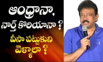 Is it Andhra or North Korea ? : RGV questions AP Police