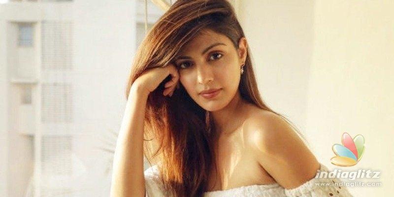 Rhea Chakraborty tops '50 Most Desirable Women' list