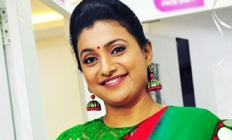 Roja disagrees with Rajinikanth's statement