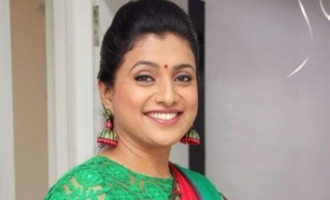 Will MLA Roja act as villain in Pushpa?