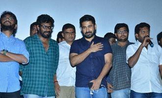 'Roshagadu' Team @ Sri Mayuri Theater