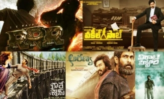 Top five most awaited Telugu films of the year
