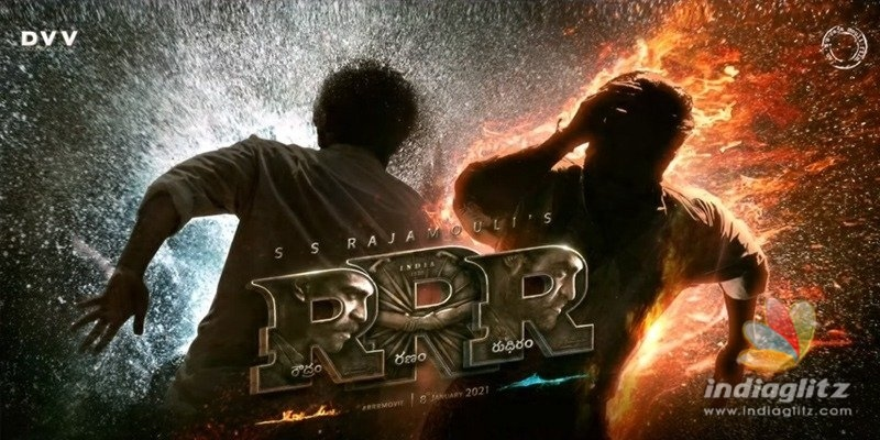 'Roudram Ranam Rudhiram': Motion Poster is fiery, power-packed
