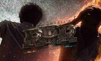 RRR to go for July 2021 release date