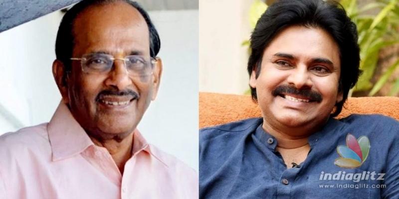 RRR writer opens up on Pawan Kalyan