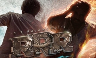 First film to go for shoot is undoubtedly RRR!