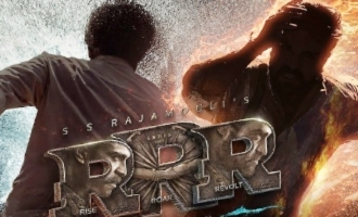 Mother of all silly rumours about 'RRR'!