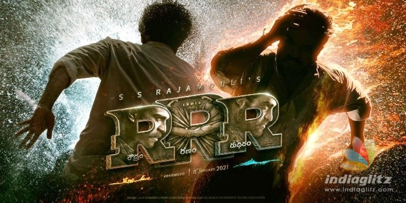RRR shoot: Why Jr NTRs fans cant be sure about teaser anytime soon