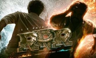 'RRR' shoot: Why Jr NTR's fans can't be sure about teaser anytime soon