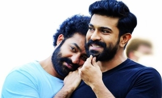 Jr NTR and Ram Charan return to Hyderabad after wrapping up the Ukraine schedule of the 'RRR' shooting! - Red Hot Update