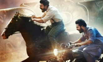 'RRR': Shoot wrapped up, official updates soon
