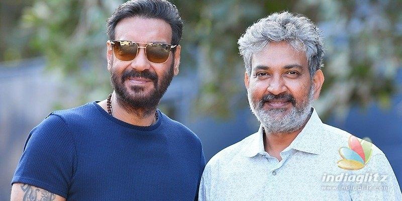 Rs 200 Cr star Ajay Devgn to shoot for RRR