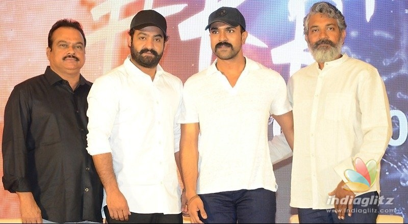Highlights of Rajamoulis statements on RRR movie
