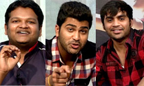 Sharwanand, Ghibran & Sujeeth About 'Run Raja Run'