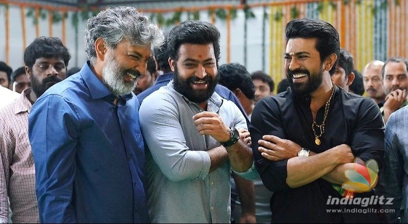 Rajamouli, NTR, Charan to reveal info on this date