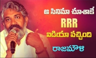 SS Rajamouli on how RRR began and where the film ends