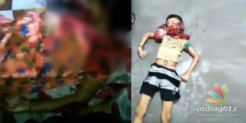 RSS man, wife, kid brutally murdered!