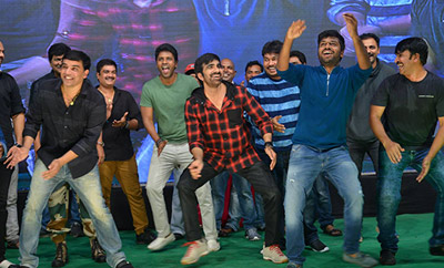'Raja The Great' Success Celebrations