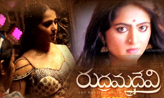 'Rudhramadevi' Making Video