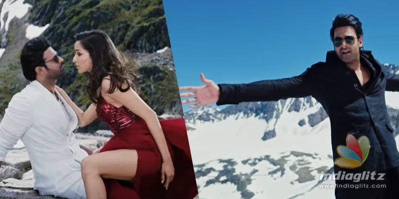 Saaho 2nd single: A mixed bag high on style