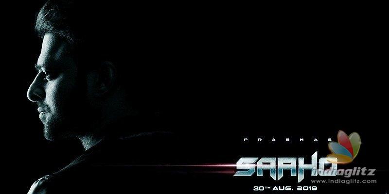 Saaho trailer release date locked!