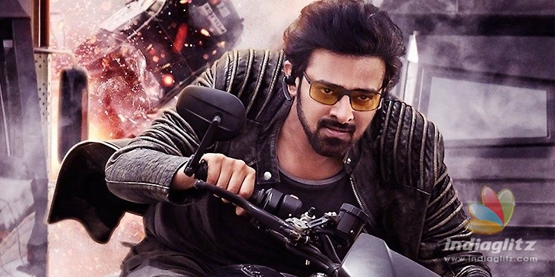 Saaho: Grosses the big mark in 9 days